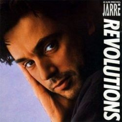 JEAN-MICHEL JARRE - Revolutions / vinyl bakelit / LP