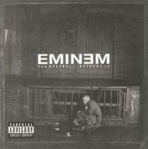 EMINEM - The Marshall Mathers LP / +bonus track / CD