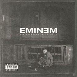 EMINEM - Marshall Mathers LP / +bonus track / CD