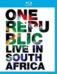 ONEREPUBLIC - Live In South Africa / blu-ray / BRD