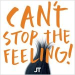 JUSTIN TIMBERLAKE - Can't Stop The Feeling / limitált színes vinyl bakelit / EP