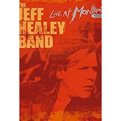 JEFF HEALEY - Live In Montreux 1999 DVD