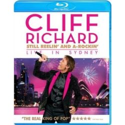 CLIFF RICHARD - Still Reelin' And A-Rockin /blu-ray/ BRD