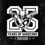 VÁLOGATÁS - Thunderdome 25 Years Of Hardcore / 4cd / CD