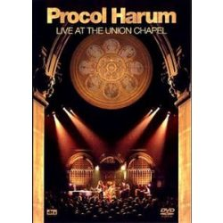 PROCOL HARUM - Live At The Union Chapel DVD