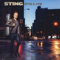STING - 57th & 9th / limited super deluxe cd+dvd box / CD