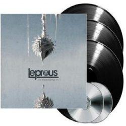 LEPROUS - Live At Rockefeller / 3 vinyl bakelit + 2cd / 3xLP