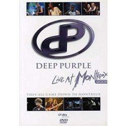 DEEP PURPLE - Live At Montreux 2006 / 2dvd / DVD