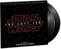FILMZENE - Star Wars The Last Jedi / vinyl bakelit / 2xLP