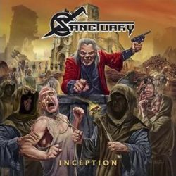 SANCTUARY - Inception / vinyl bakelit / LP