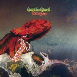 GENTLE GIANT - Octopus / vinyl bakelit / LP