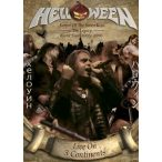 HELLOWEEN - Live in Sao Paulo  / 2dvd+2cd / DVD