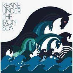 KEANE - Under The Iron Sea / vinyl bakelit / LP