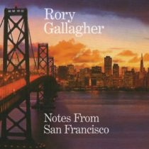 RORY GALLAGHER - Notes From San Francisco / vinyl bakelit / LP