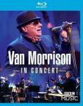VAN MORRISON - In Concert / blu-ray / BRD