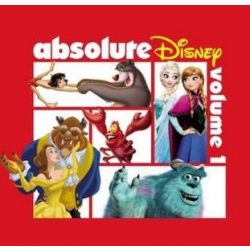 VÁLOGATÁS - Absolute Disney volume 1. CD