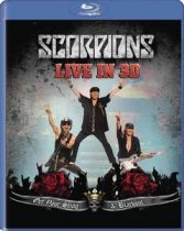 SCORPIONS - Get Your Sting And Blackout / blu-ray / BRD