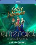 CELTIC WOMAN - Emerald Musical Gems Live In Concert / blu-ray / BRD