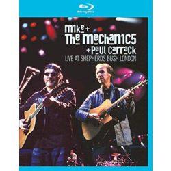 MIKE & THE MECHANICS - Live At Sheperds Bush London / blu-ray / BRD