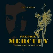 FREDDIE MERCURY - Singles Collection  CD