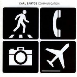 KARL BARTOS - Communication / vinyl bakelit / LP