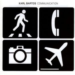 KARL BARTOS - Communication / vinyl bakelit / LP