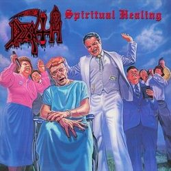 DEATH - Spiritual Healing / vinyl bakelit / LP