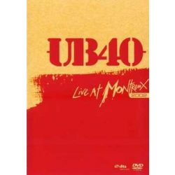 UB40 - Live At The Montreux 2002 DVD