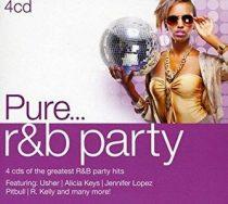 VÁLOGATÁS - Pure…R&B Party / 4cd / CD