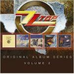 ZZ TOP - Original Album Series 2. / 5cd /  CD