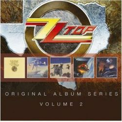 ZZ TOP - Original Album Series 2. / 5cd /  CD