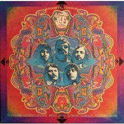 ILLÉS - Goodbye London / 2.kiadás vinyl bakelit / LP