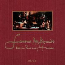 LOREENA MCKENNITT - Live In Paris  And Toronto / 2cd / CD+