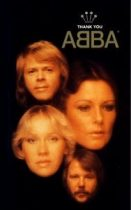 ABBA - Thank You For The Music / 4 cd box / CD