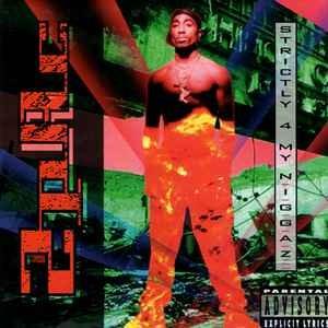 2 PAC - Strictly 4 My Niggaz / vinyl bakelit / 2xLP