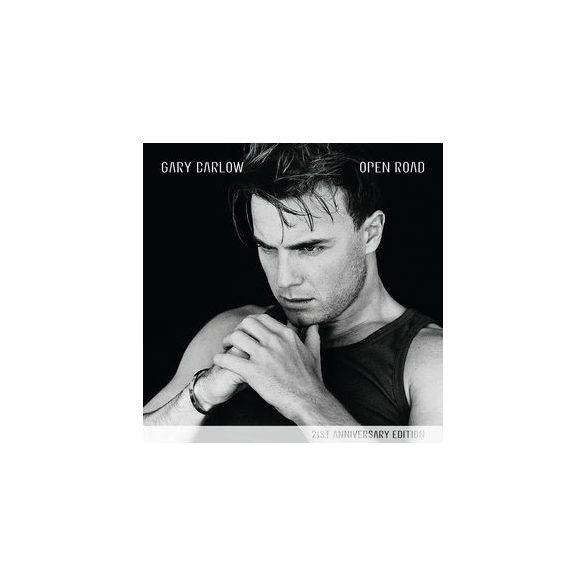 GARY BARLOW - Open Road / vinyl bakelit / LP