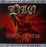 DIO - Holy Diver Live / vinyl bakelit / 3xLP