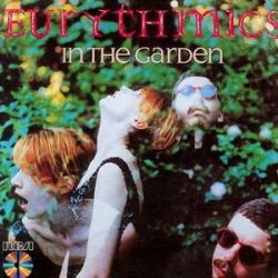 EURYTHMICS - In The Garden / vinyl bakelit / LP