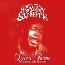 BARRY WHITE - Love's Theme Best Of CD