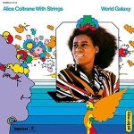ALICE COLTRANE - World Galaxy / vinyl bakelit / LP