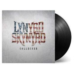 LYNYRD SKYNYRD - Collected / limitált színes vinyl bakelit / 2xLP