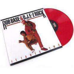 ROB BASE & DJ EZ ROCK - It Takes Two / vinyl bakelit / LP
