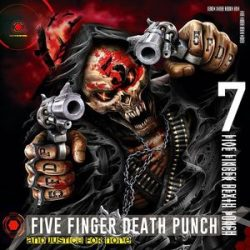 FIVE FINGERS DEATH PUNCH - And Justice For None / vinyl bakelit / 2xLP