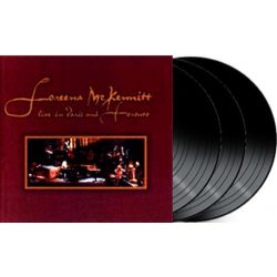 LOREENA MCKENNITT - Live In Paris  And Toronto / vinyl bakelit / 3xLP