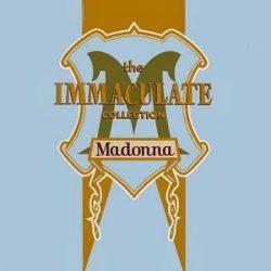 MADONNA - Immaculate Collection / vinyl bakelit / 2xLP