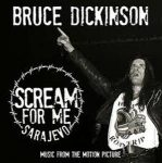 BRUCE DICKINSON - Scream For Me Sarajevo / vinyl bakelit / 2xLP