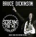 BRUCE DICKINSON - Scream For Me Sarajevo / vinyl bakelit / 2xLP