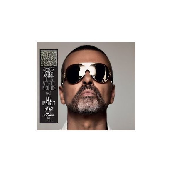 GEORGE MICHAEL - Listen Without Prejudice + MTV Unplugged / 2cd / CD