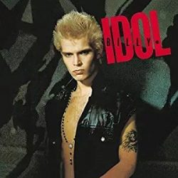 BILLY IDOL - Billy Idol / vinyl bakelit / LP