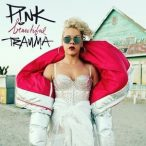PINK - Beautiful Trauma CD